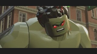 Video LEGO Marvel's Avengers - Iron Man V Hulk (Boss Battle) [1080p 60FPS HD]