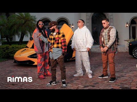 Arcangel - Aparentemente 2 (feat. De La Ghetto, Yaga & Mackie)