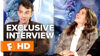 How to Train Your Dragon 3's Jay Baruchel & America Ferrera on 10 Years of Adventure | Interview
