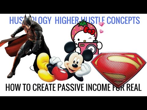 How To CREATE PASSIVE INCOME For REAL [No Joke]  [No Scam] Examples Given