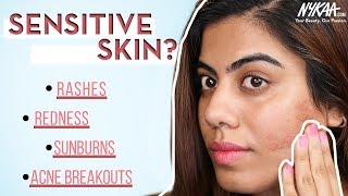The Most Effective Skin Guide For Sensitive Skin | Skin Care Routine | Quarantine N' Learn | Nykaa