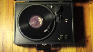 "Preservation Hall Jazz Band w/ Tom Waits - ""Tootie Ma Is A Big Fine Thing"" - 78RPM Record"