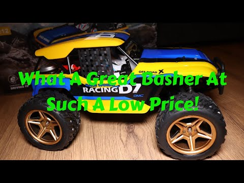 Wltoys 12402 A 4WD 1/12 Buggy Full Review Tested In Dry And Wet Conditions