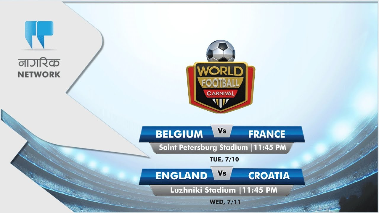 Belgium and France face off in mouth-watering semifinal