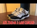 How To Deep Clean Air Jordan 11 Low Concord