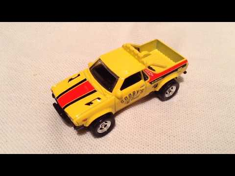 Hot Wheels Subaru Brat (2018 Car Culture - Shop Trucks)