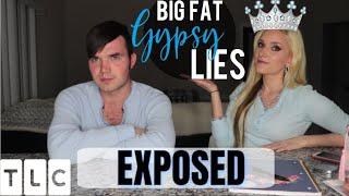 TLC EXPOSED | My Big Fat Gypsy Wedding Is Fake | AMERICAN GYPSIES | BIG FAT AMERICAN GYPSY LIE
