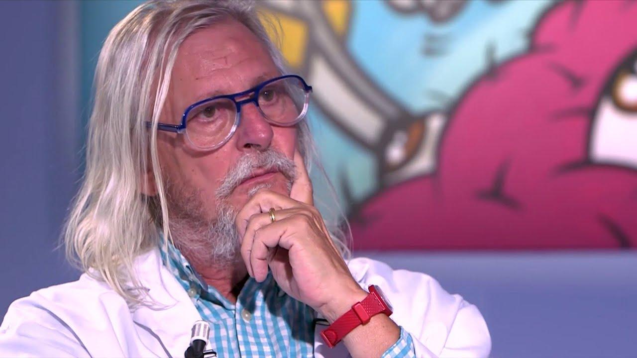 """Didier Raoult: """"Dans un an, je quitterai les fonctions de directeur de l'IHU"""""""