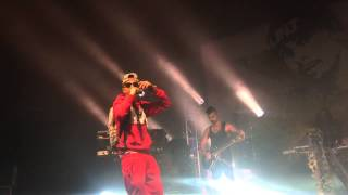 Dappy - Intro - Bad Intentions Tour Manchester 2012