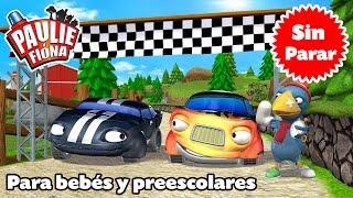 Paulie y Fiona 2 | ¡Sin parar! | Compilación | Caricaturas para Niños | Caricaturas en Español