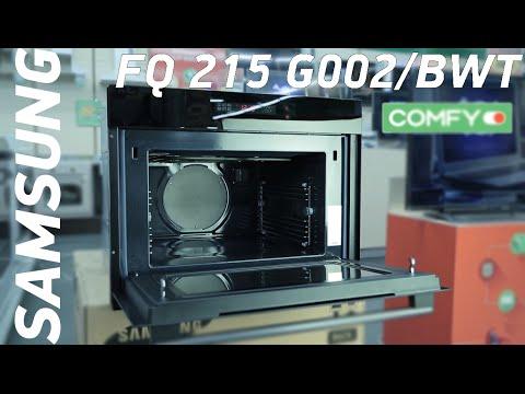 Фото - Компактный духовой шкаф Samsung FQ 215 G002/BWT