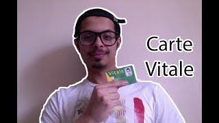EEF   Carte D'assurance Maladie   Carte Vitale (Darija)
