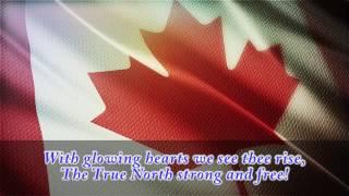 "Canadian National Anthem - ""O Canada"""