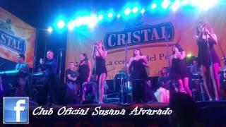 LA MOCITA - Corazón Serrano ( Susana Alvarado ) Local Aventura Show - Los Olivos