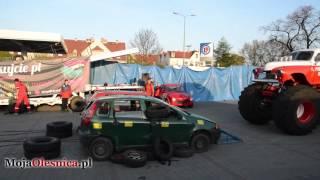 30.04.2016 Oleśnica - Monster Show Chaloupka