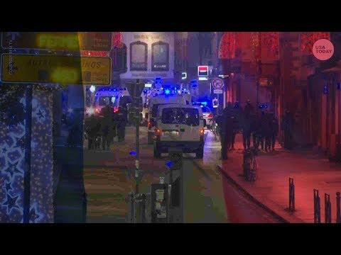 Při teroristickém útoku ve Francii znělo