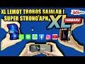XL LEMOT TROBOS SAJALAH-APN XL 4G LTE TERCEPAT TERBARU DAN STABIL