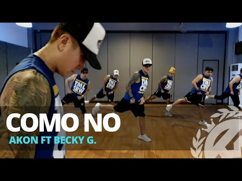 COMO NO by Akon ft Becky G.   Zumba   Latin Pop   TML Crew Kramer Pastrana