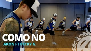 COMO NO by Akon ft Becky G. | Zumba | Latin Pop | TML Crew Kramer Pastrana