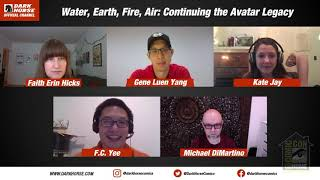 Water, Earth, Fire, Air: Continuing the Avatar Legacy