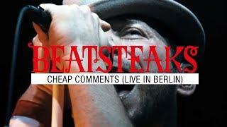 Beatsteaks - Cheap Comments (Live @Max Schmeling Halle Berlin 2011)