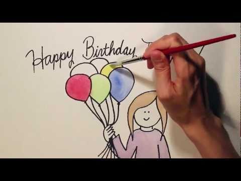 Titel: Happy Birthday To You By Hilary Gri