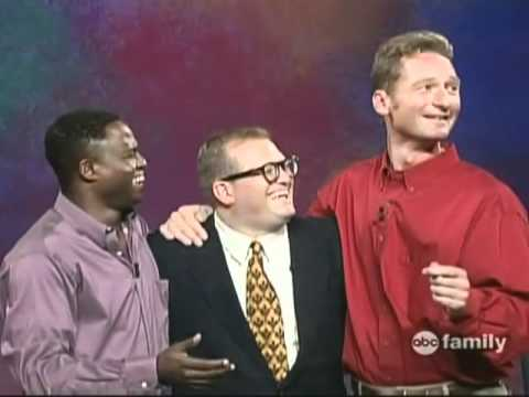 Drew sings 5 words instead of 1 in Whose Line is It Anyway