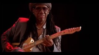 Nile Rodgers plays Daft Punk's Lose Yourself To Dance