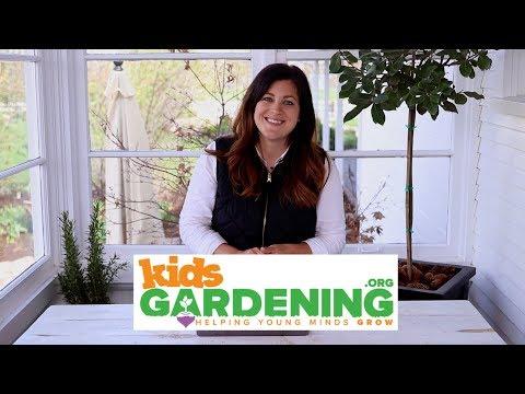 April is Kids Gardening Month! 🌿🤝💚// Garden Answer