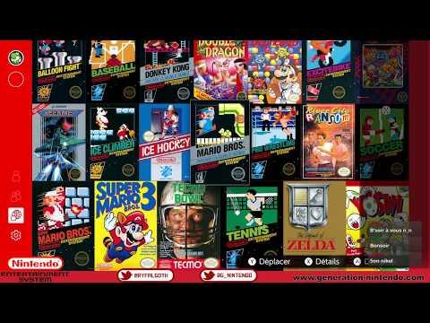 Ryfalgoth sur NES Online Switch