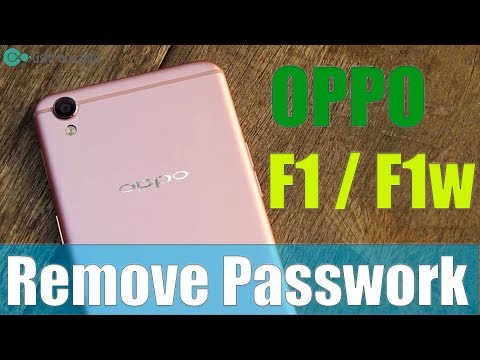 Free Reset Password Bypass Frp Lock Oppo F1 F1w With Rbsoft