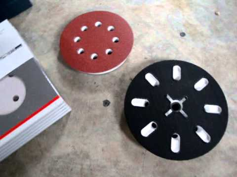 GEX 125-150 AVE Professional + 50-teiliges Schleifblatt-Set in der L-BOXX
