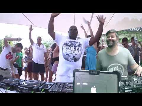 Carl Cox Boiler Room Ibiza Villa Takeovers DJ Set b2b Triage
