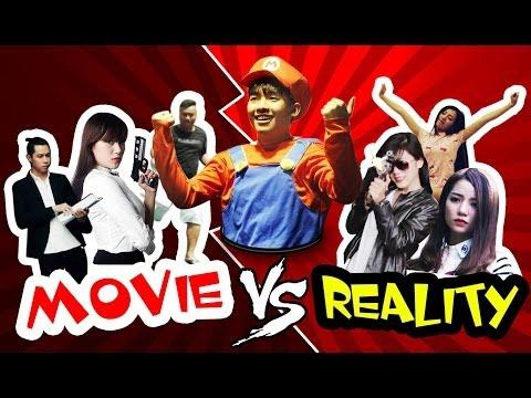 Phở 9: PHIM ẢNH vs THỰC TẾ (Movie vs Reality)!!!! HOT HOT