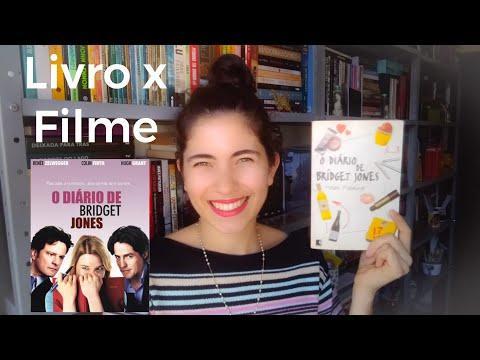 O diário de Bridget Jones Livro x Filme