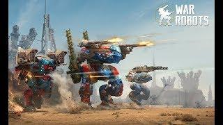 War Robots Вечерняя Стычка