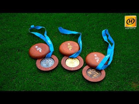 Всё о медалях II Европейских игр: сколько в них чистого золота и для чего добавили наноалмазы?