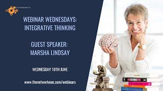 Integrative Thinking with Marsha Lindsay