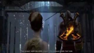 GOD OF WAR 3 | Kratos & Pandora: Hope