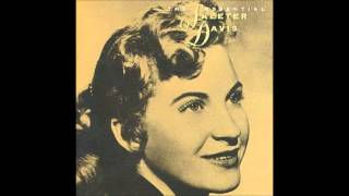 Skeeter Davis - Just One Time