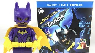 Rare LEGO Batman Movie Batgirl polybag review! 2017 set 30612!