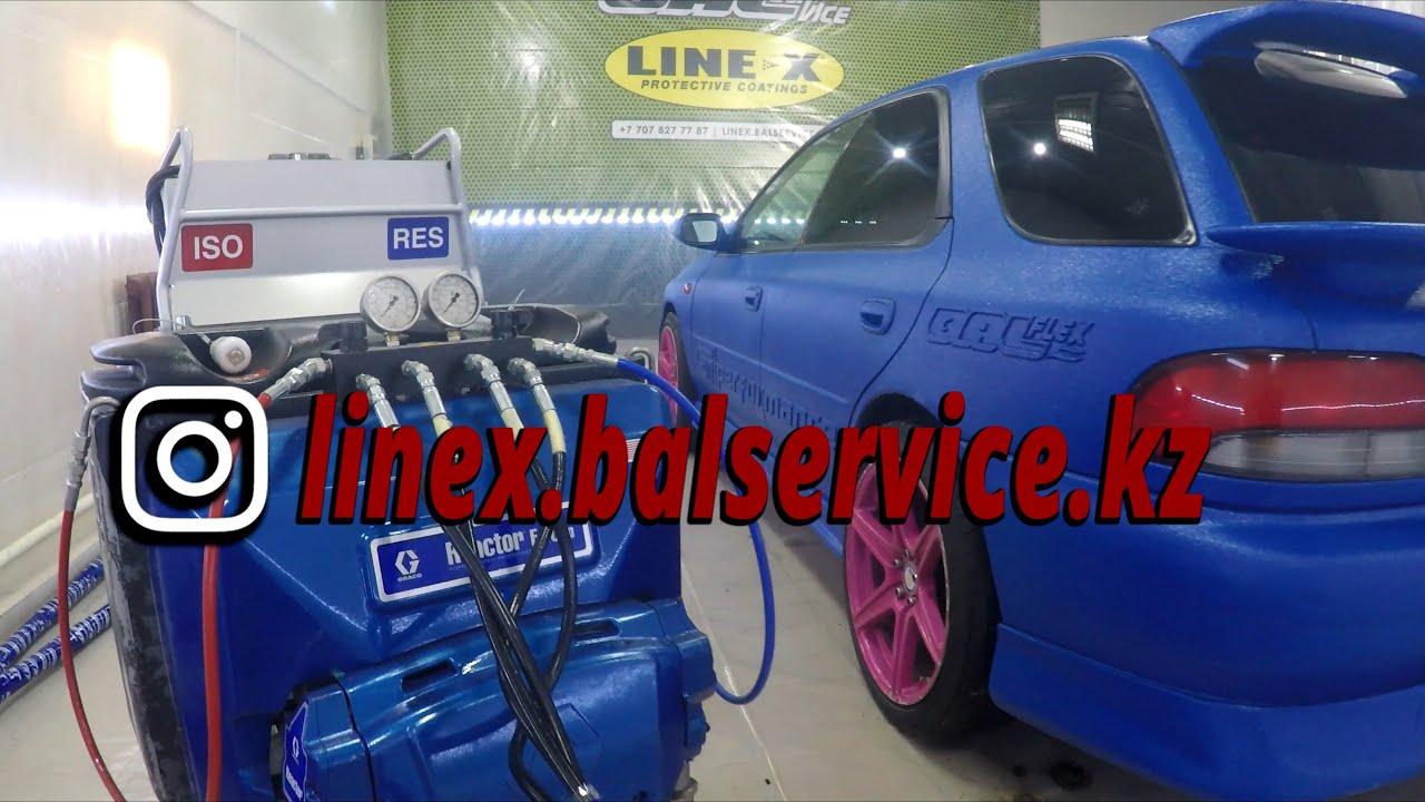 Subaru WRX STI / Что такое LINEX?