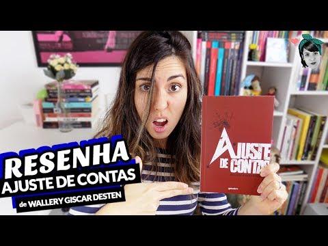 LIVRO: Ajuste de Contas + Sorteio no blog | LIVRO LAB