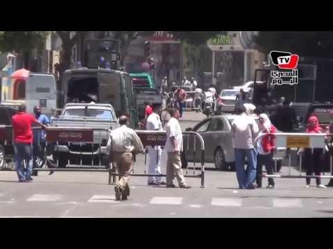 بعد دعوات تظاهر طلاب «الثانوية».. الأمن يغلق محيط «الصحفيين»
