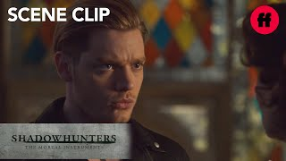Shadowhunters | Season 2, Episode 12: Jace Receives the Herondale Family Ring | Freeform