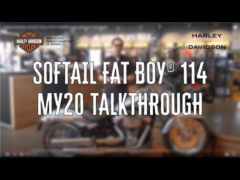 HARLEY-DAVIDSON® SOFTAIL FAT BOY™ 114