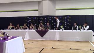 Epic Best Man's Speech