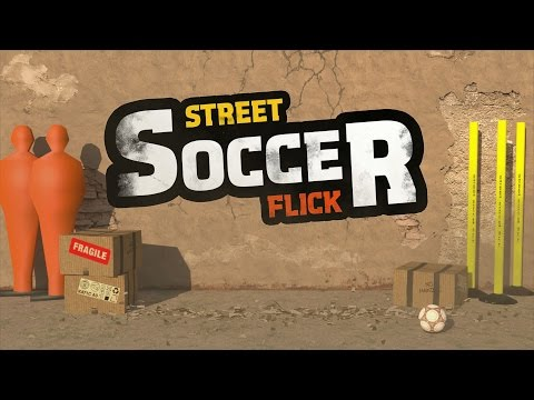 Vídeo do Street Soccer Flick