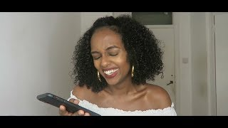 Reacting To Messages From Habesha Guys  ኮመንት ናይ ጸይኪ ሃበሻ   Helen Haile