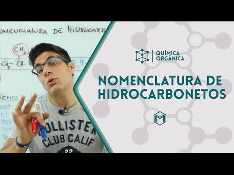 ENEM - Nomenclatura de hidrocarbonetos: iNTRODUÇÃO